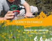 Lancement de la saison estivale avec QUERCY EN FAMILLE !