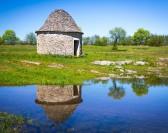 Des lauzes locales pour le patrimoine