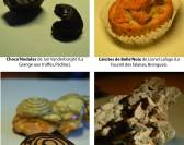 Les Choco-Nodules (Padirac) et les Calcites de Belle'noix (Brengues) primés.