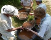 Géoparc : des recherches scientifiques d'envergure aux phosphatières