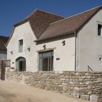 Réfection des murs de la charpente et du toit
