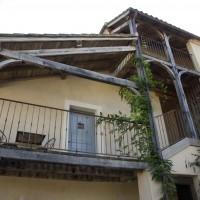 Création de charpentes et de balcons