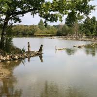 Lac de Bannac © J. Morel