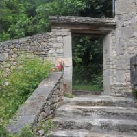 Rénovation de murets, aménagements extérieurs