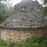 Restauration de toitures en lauzes