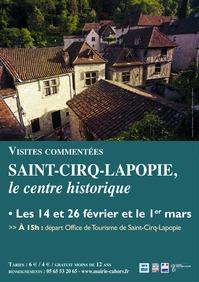 LVC visite SCL fev et mars