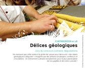 Concours culinaire : Délices Géologiques