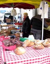 Marché à Limogne-en-Quercy