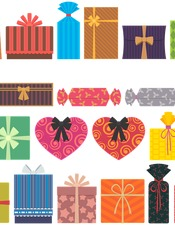 Paquets-cadeaux