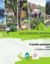 Découverte : les Jardins Paysages en Vallée du Lot