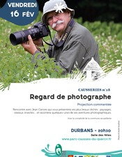 Projection Commentée : Regard de Photographe