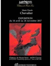 expo_marieC_Chevalier