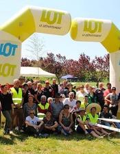 Marcher et Courir Contre le Cancer à Reyrevignes
