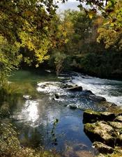Les résurgences de l'Ouysse / Balade hydrogéologique