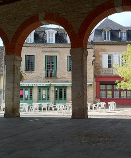 Visite du Village d'Assier