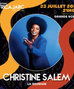 "Concert Africajarc "" LONDON AFROBEAT COLLECTIVE  – CHRISTINE SALEM - DAARA J FAMILY"""
