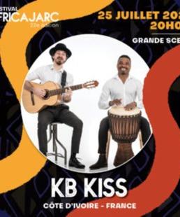 """Concert Africajarc :  """"KB KISS""""  - """"GUISS GUISS BOU BESS"""""""