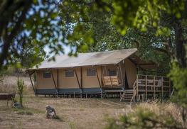 Tente Lodge - Lalbenque