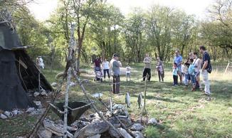 Archéosite des Fieux - Site préhistorique - Miers