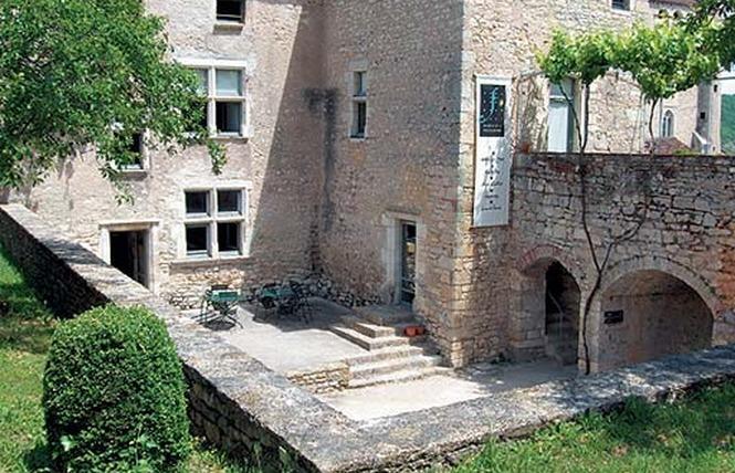 La Maison de la Fourdonne - Espace Culturel et Patrimoine 2 - Saint-Cirq-Lapopie