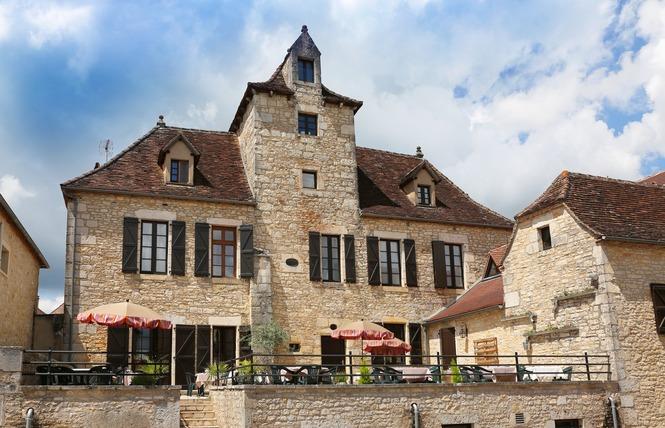 Hôtel Restaurant La Garissade 6 - Cœur de Causse