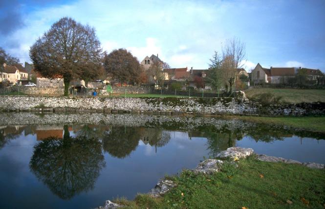A Travers les Croix du Quercy 2 - Reilhac