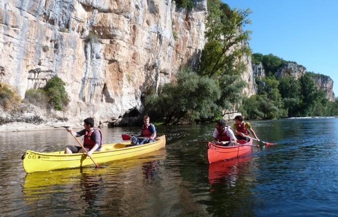 Kalapca Loisirs - Canoë Kayak, paddle, canyoning 3 - Bouziès