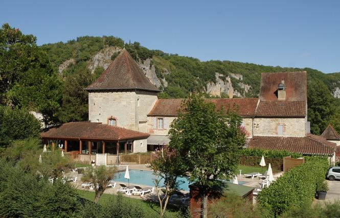 Hôtel Restaurant La Truite Dorée 19 - Saint Géry-Vers