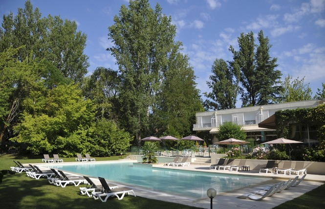 Cajarc Blue Hotel & Spa 8 - Cajarc
