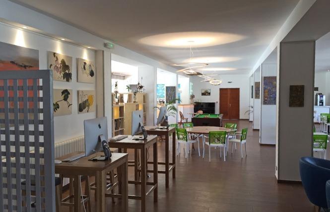 Restaurant Cajarc Blue Hôtel 6 - Cajarc