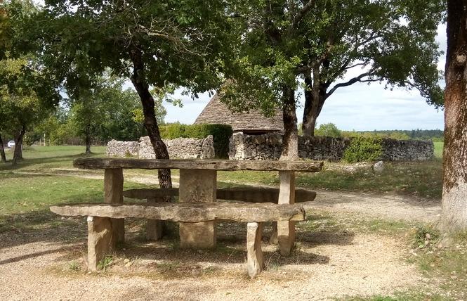 Le sentier des truffes 8 - Lalbenque