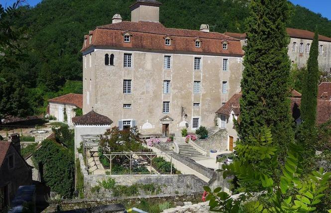 Boucle itinérante - Entre causses et vallées, les 100 km du Quercy 4 - Orniac