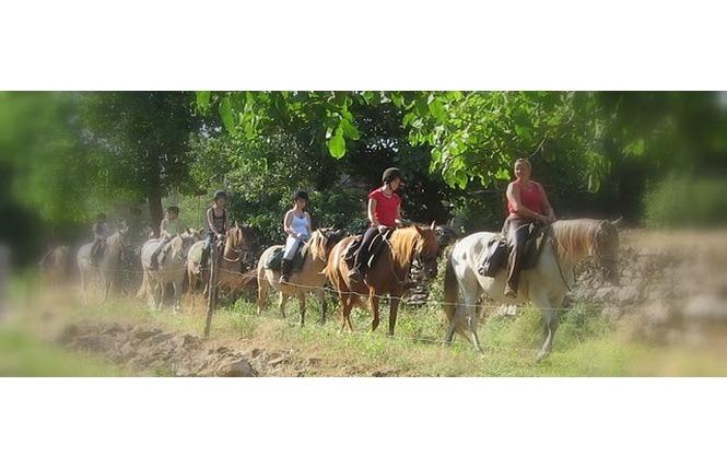 Ferme Equestre Chez Valdine 6 - Calvignac