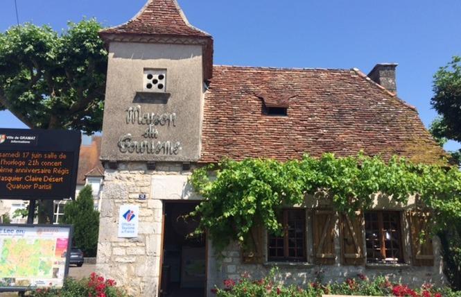 Office de Tourisme Vallée de la Dordogne - Bureau d'accueil de Gramat 1 - Gramat