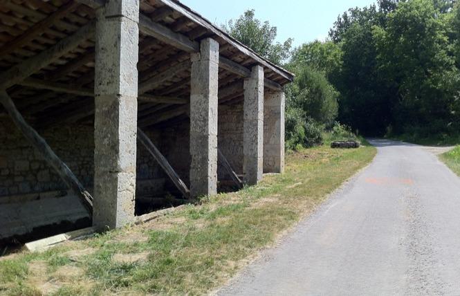 La route des paysages trufficoles 3 - Lalbenque