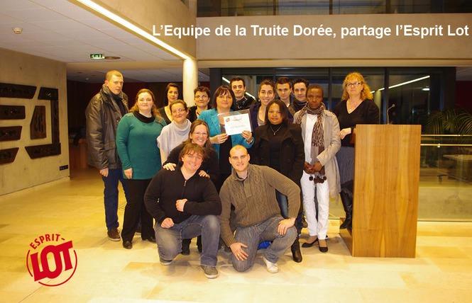Hôtel Restaurant La Truite Dorée 20 - Saint Géry-Vers