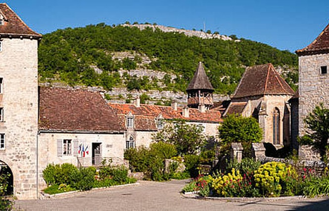 Gîte communal 5 personnes 6 - Espagnac-Sainte-Eulalie