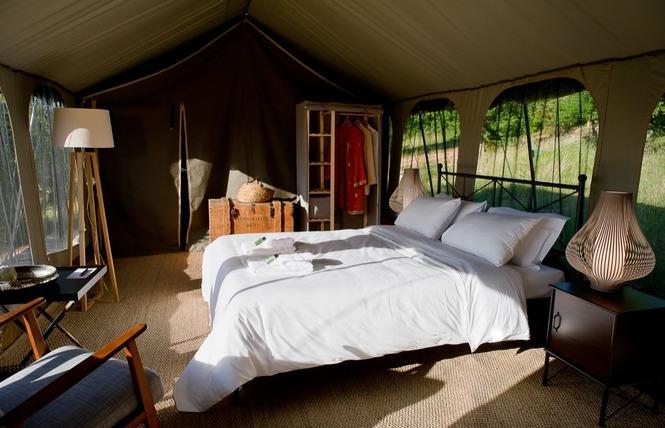 Camping Aux Lodges du Mas de Nadal 3 - Sauliac-sur-Célé