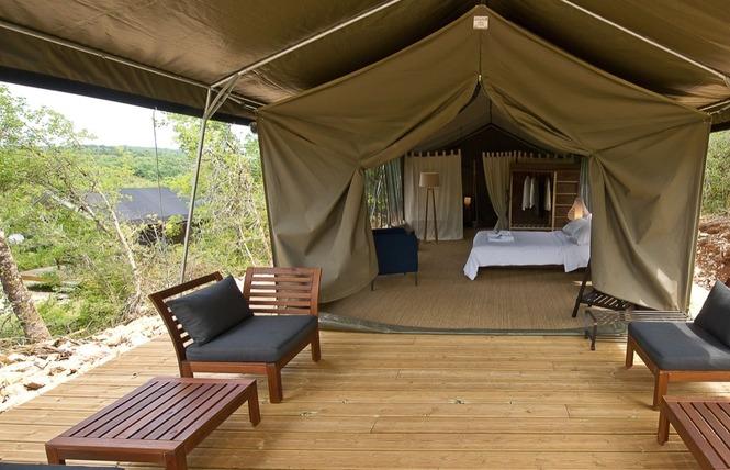 Camping Aux Lodges du Mas de Nadal 12 - Sauliac-sur-Célé