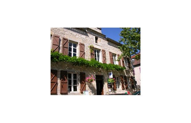 Office de Tourisme de Lalbenque - Limogne  Bureau de Limogne 1 - Limogne-en-Quercy