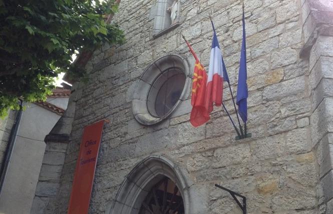 Office de Tourisme du Grand Figeac - Bureau d'information de Cajarc 1 - Cajarc
