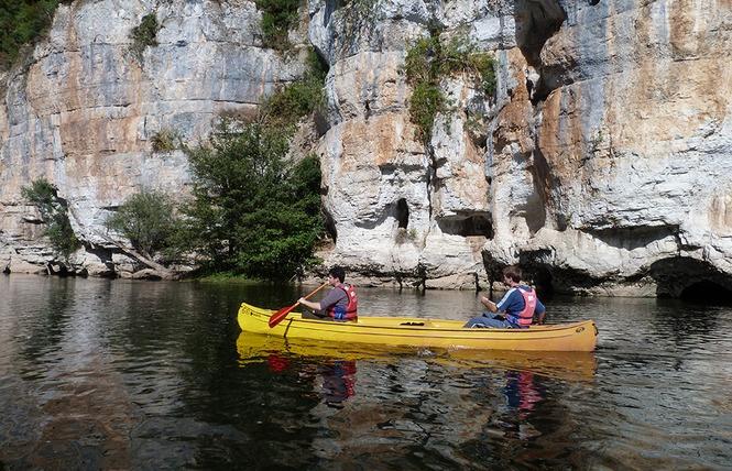 Kalapca Loisirs - Canoë Kayak, paddle, canyoning 2 - Bouziès
