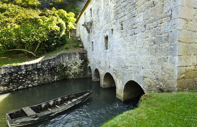 Moulin à Eau de Cougnaguet 4 - Calès