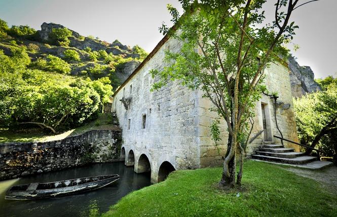 Moulin à Eau de Cougnaguet 1 - Calès