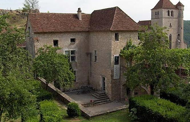 La Maison de la Fourdonne - Espace Culturel et Patrimoine 3 - Saint-Cirq-Lapopie
