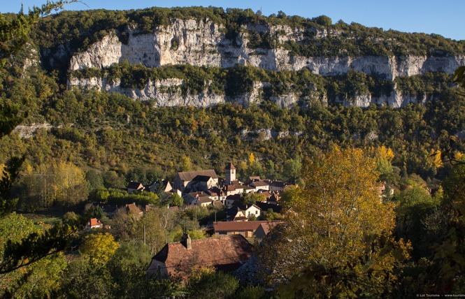 La Balade de Marcilhac 1 - Marcilhac-sur-Célé