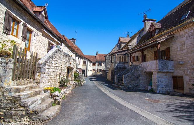 A Travers les Croix du Quercy 1 - Reilhac