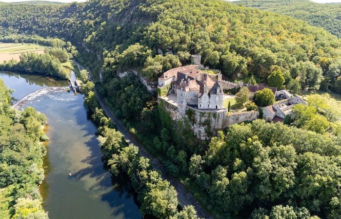 Château de Cénevières 2 - Cénevières