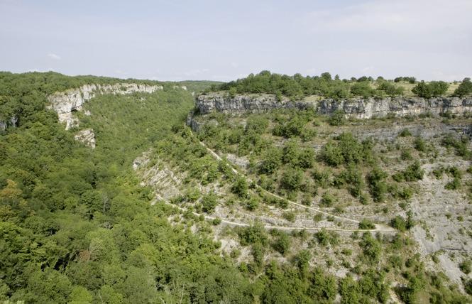 Chemin de Rocamadour et des Deux Vallées 3 - Rocamadour