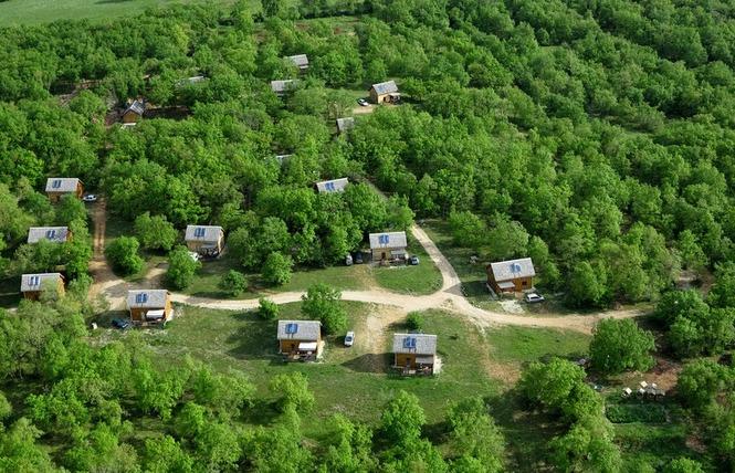 Le Bois de Faral, Ecologites 2 - Le Bastit